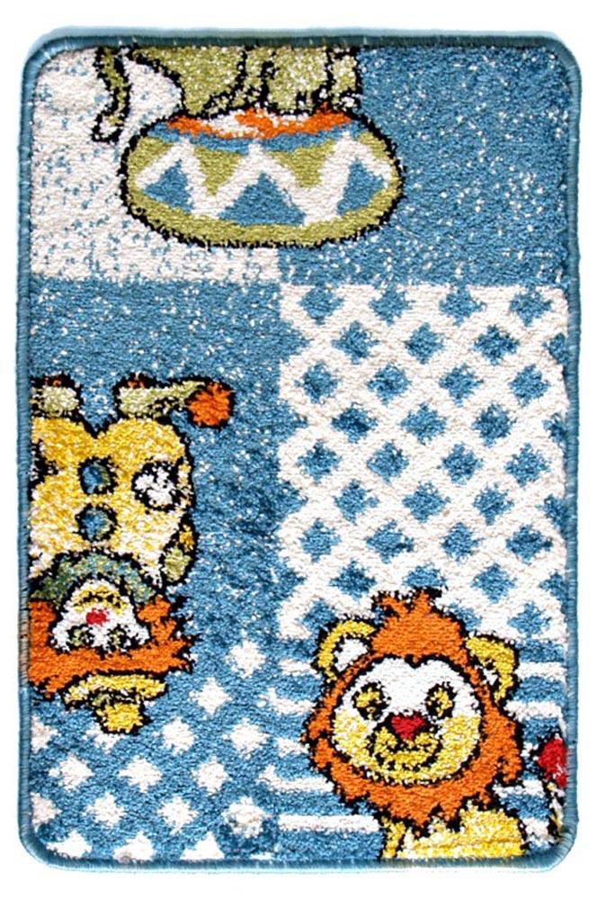 Moquette EURO 502 87 BLUE-BLUE