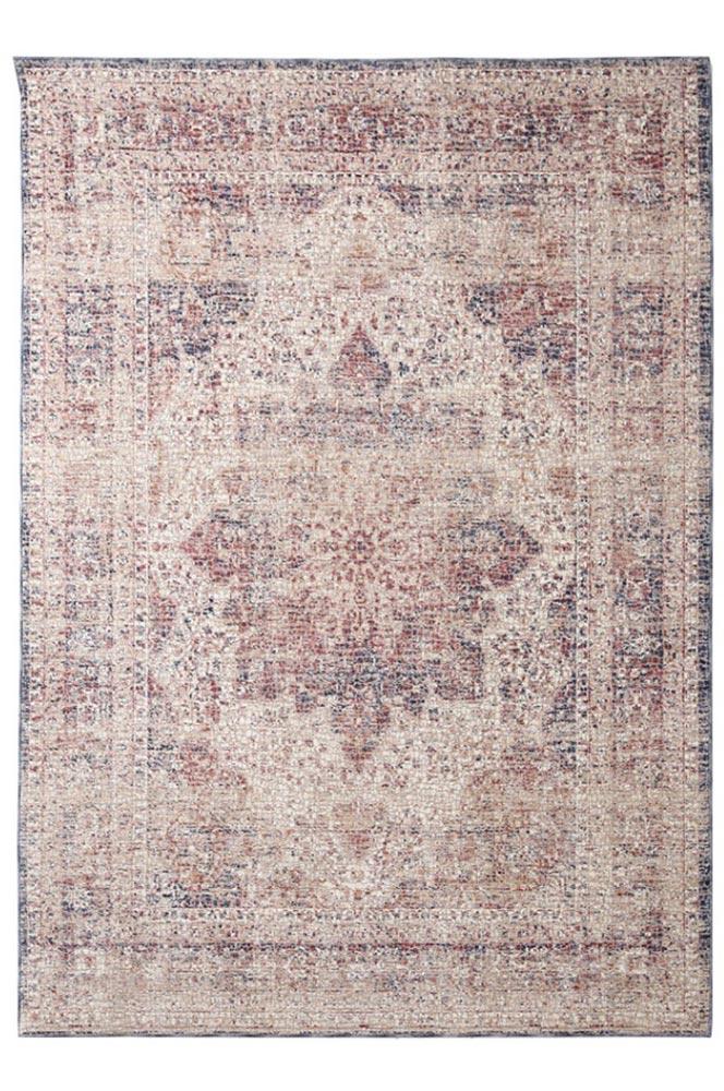Carpet PALAZZO 6533C Ivory-D.Blue