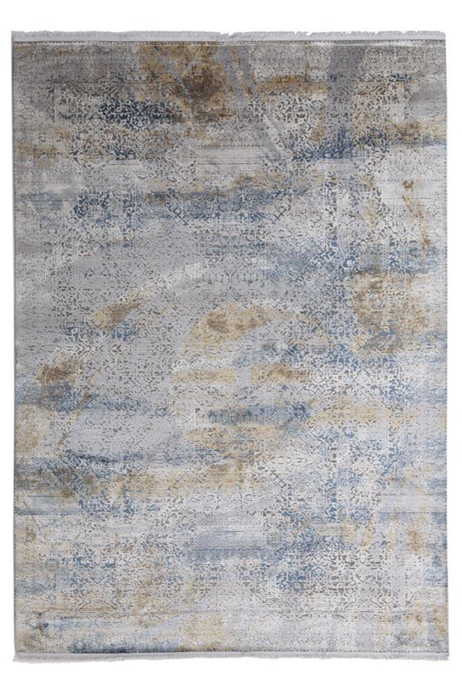 Carpet Bamboo Silk 16647 25 D.GREY