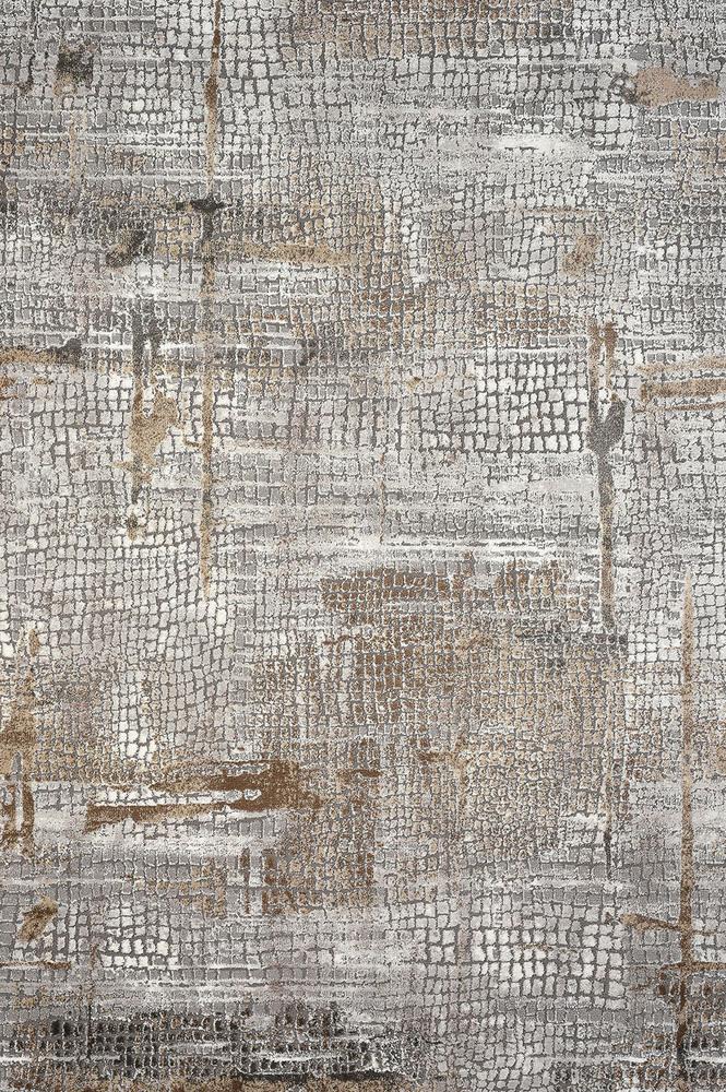 Modern vintage carpet Ostia 5673/975 by measure - Colore Colori
